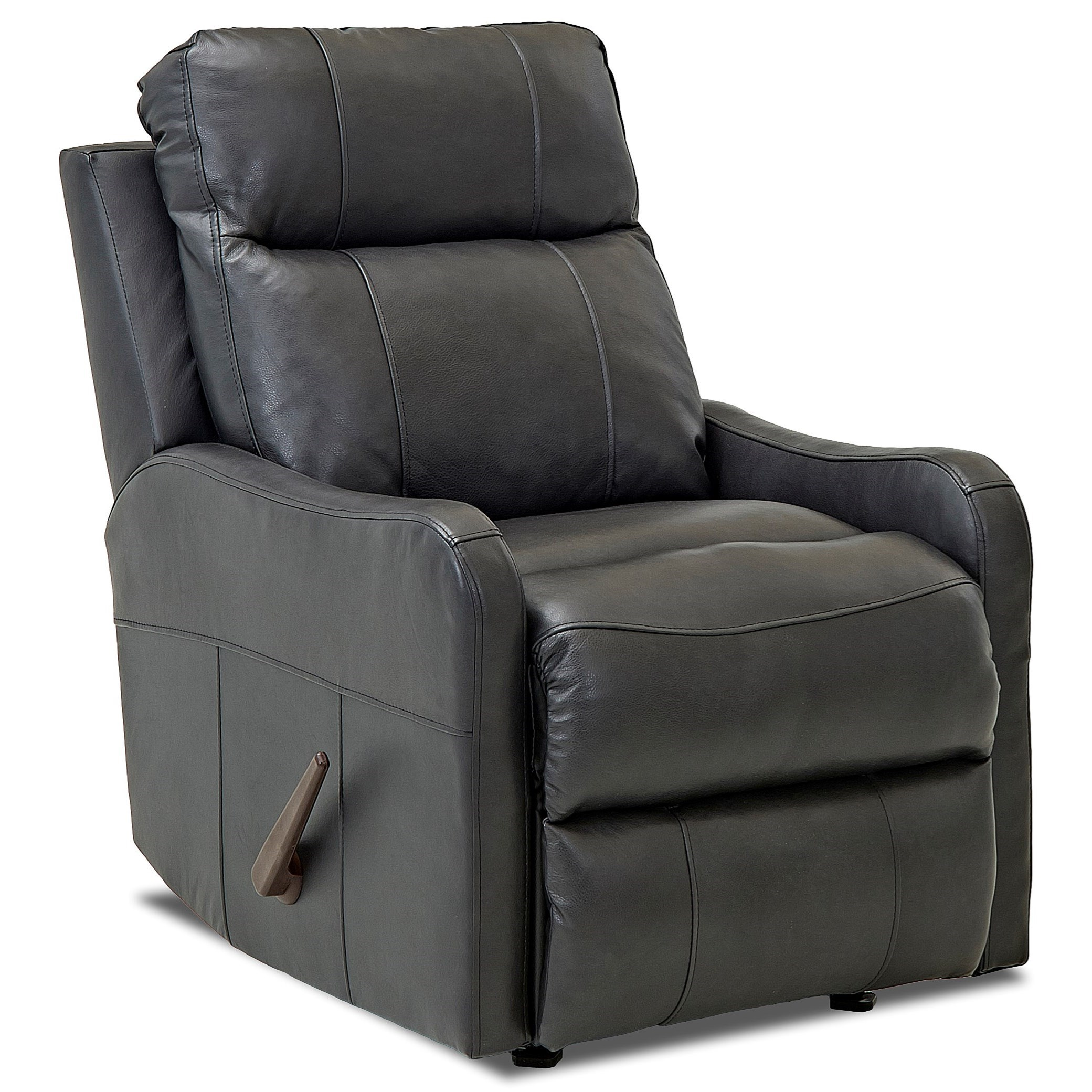 Klaussner Tacoma Casual Power Reclining Chair Value City