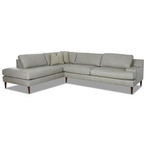 3-Seat Chaise Sectional w/ LAF Sofa Chaise