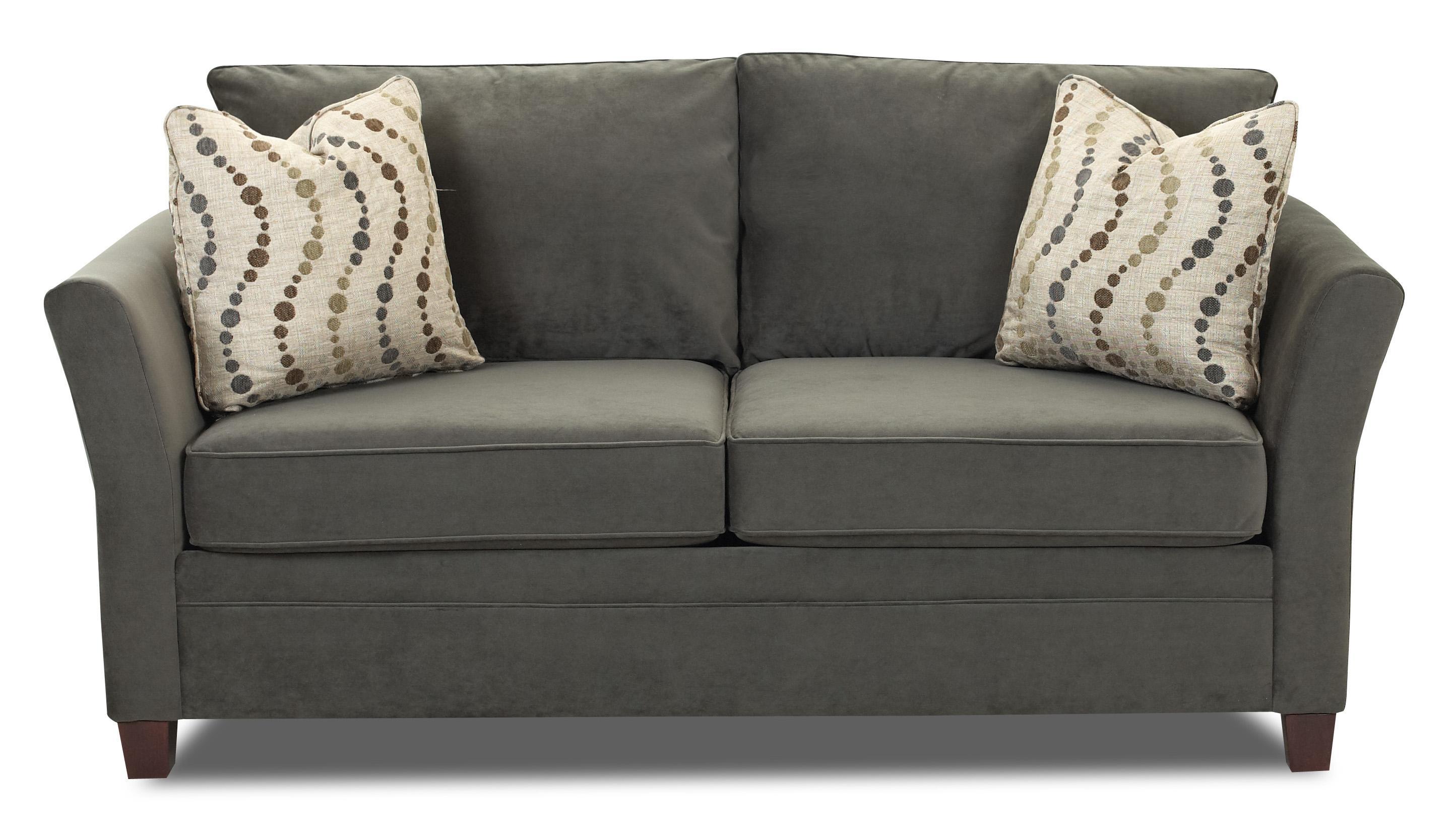 Klaussner Taylor Contemporary Studio Size Sofa