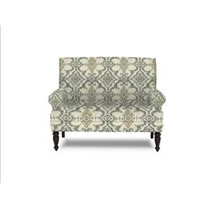 Klaussner Teasdale Upholstered Love Seat
