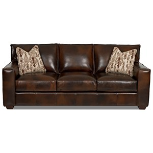 Klaussner Tillery Sofa w/ Pillows