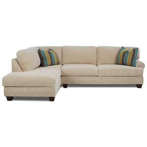 Elliston Place Tinley 2 Pc Sectional Sofa w/ LAF Sofa Chaise