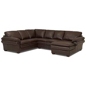 Elliston Place Tipton Sectional with Right Arm Facing Chaise