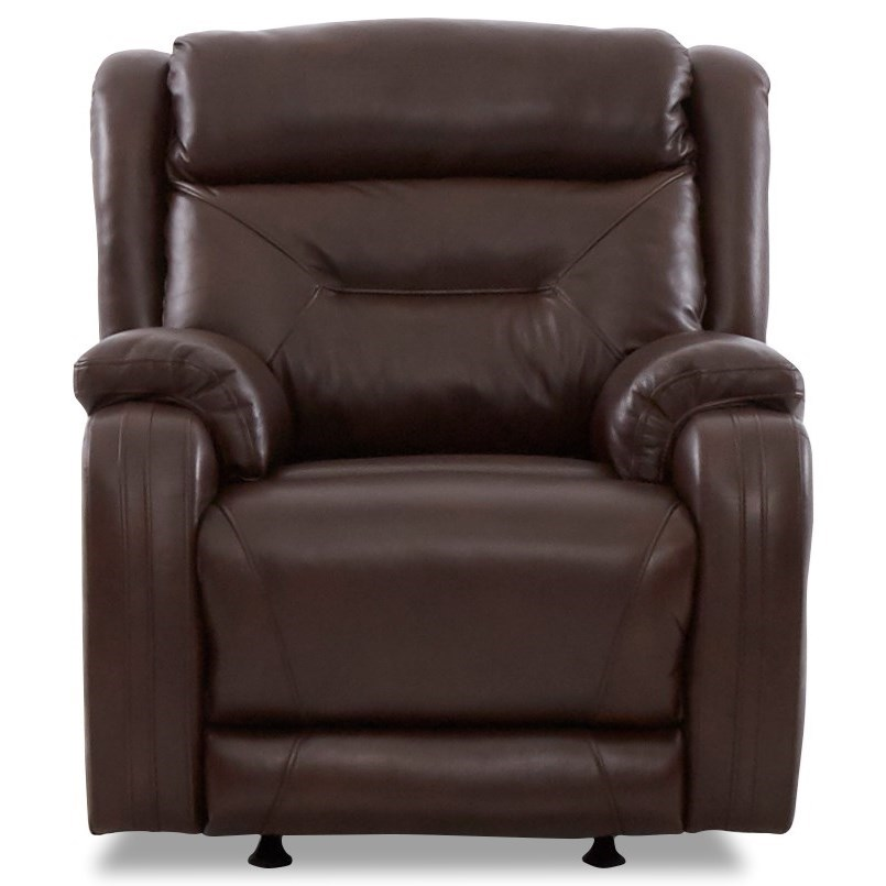 Power Reclining Chair w/ Pwr Head & Lumbar
