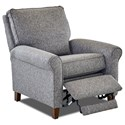 Elliston Place Township Casual High Leg Recliner