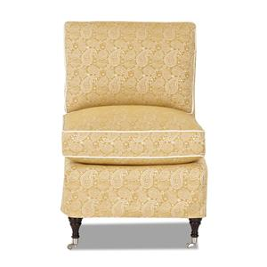 Elliston Place Trixie Armless Chair