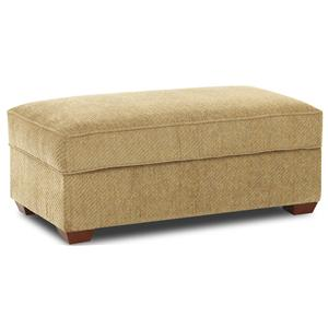 Elliston Place Troupe Storage Ottoman