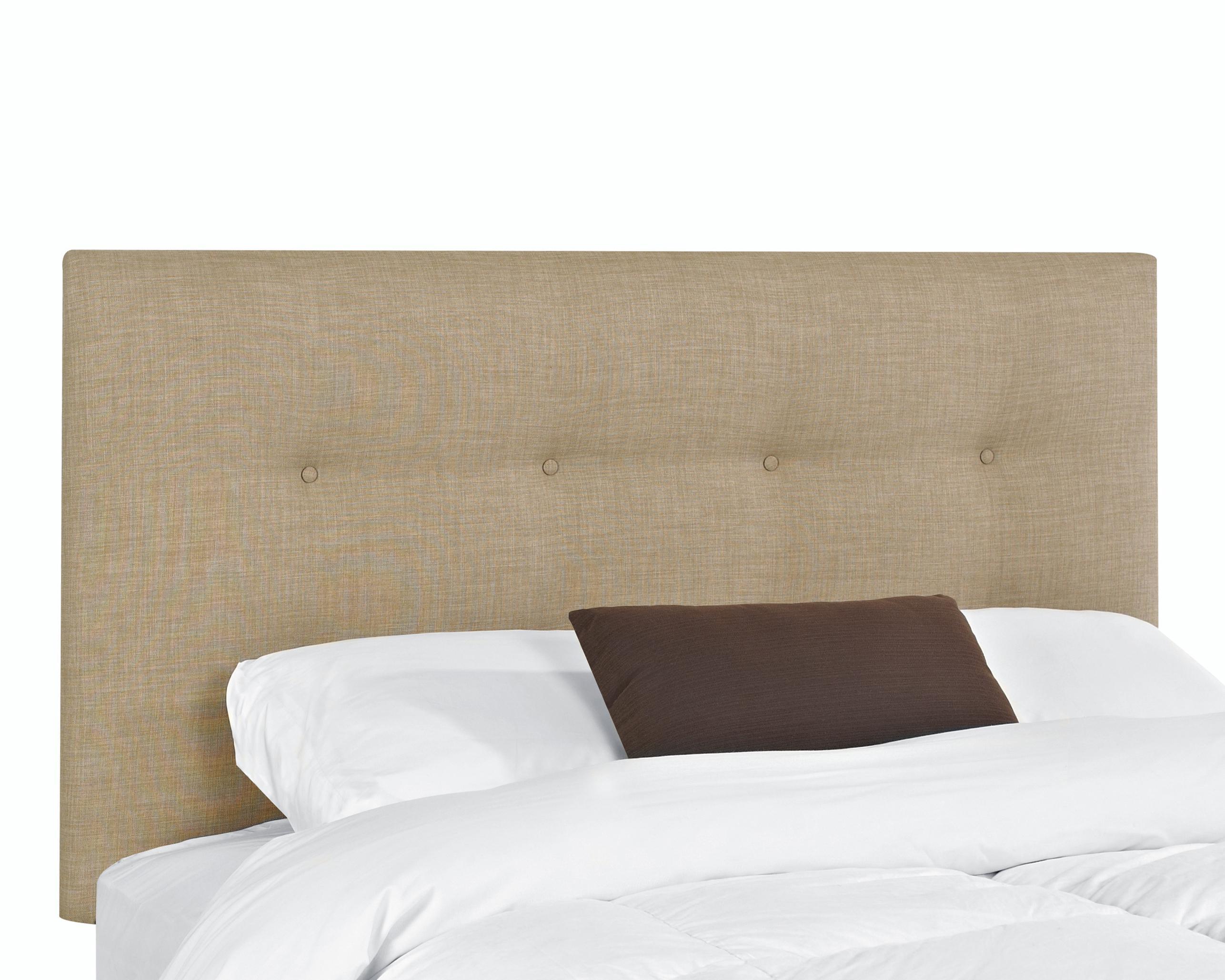 Duncan Queen Upholstered Headboard