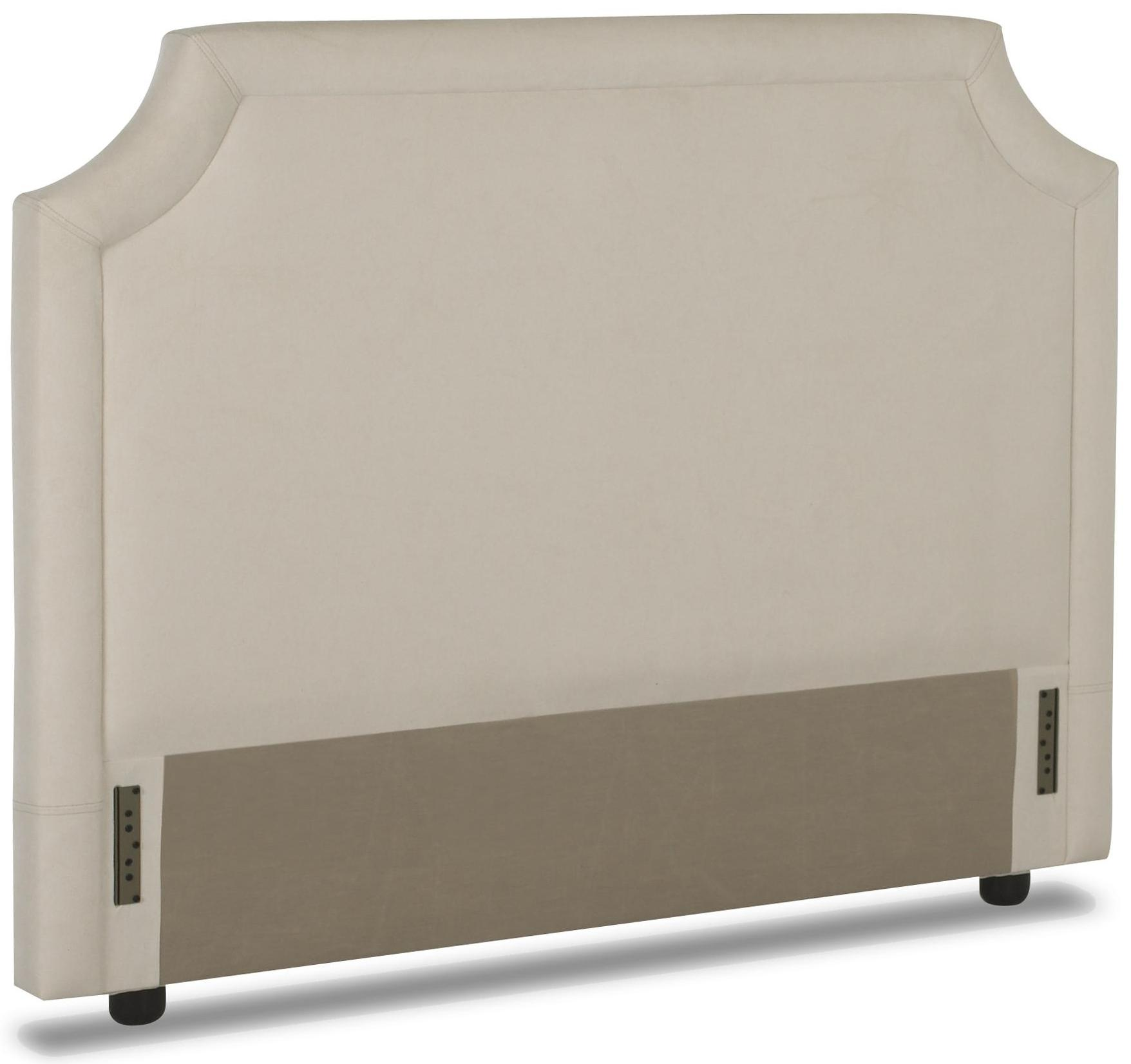 Klaussner upholstered beds and headboards queen for Headboard and dresser