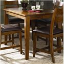 Morris Home Furnishings Tuscon Counter Height Table - Item Number: 340-054