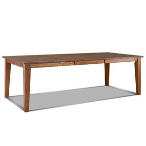 Morris Home Furnishings Tuscon Tuscon Rectangular Dining Table