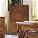 Morris Home Furnishings Tuscon Drawer Chest - Item Number: 340-681