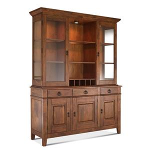 Morris Home Furnishings Tuscon Tuscon Hutch & Buffet