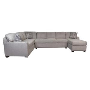 Vanessa Sectional sofa