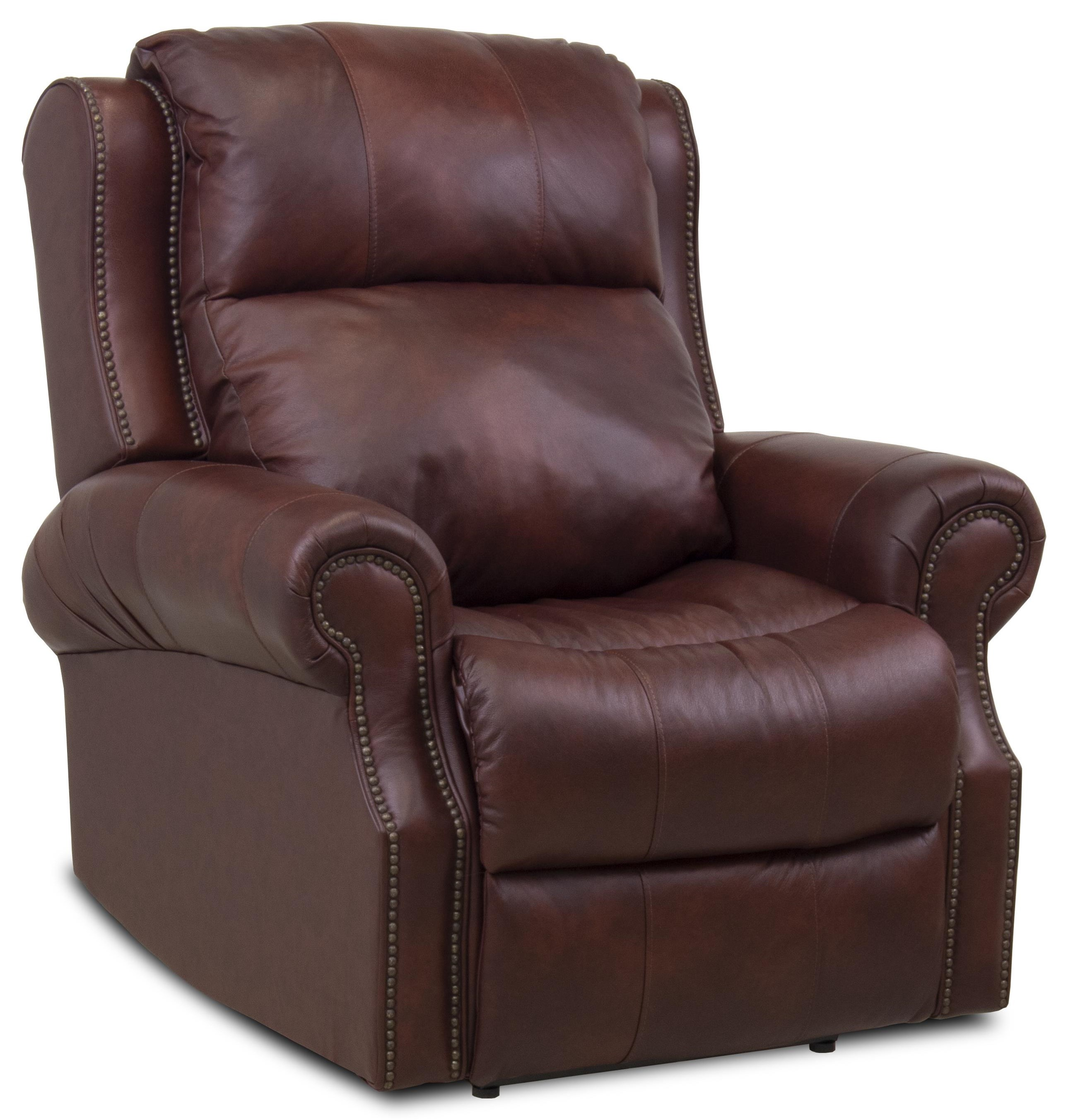 Pwr Rock Recl Chair w/ Pwr Head & Lumbar