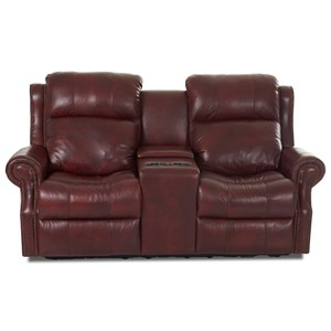 Console Reclining Loveseat