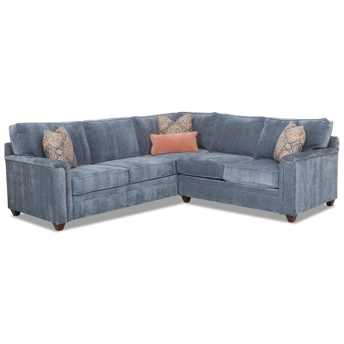 4-Seat Sectional Sofa w/ LAF Corner Sofa