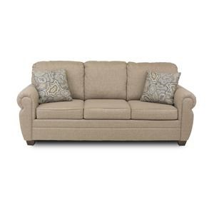 Metropia Waylon Rolled Arm Sofa