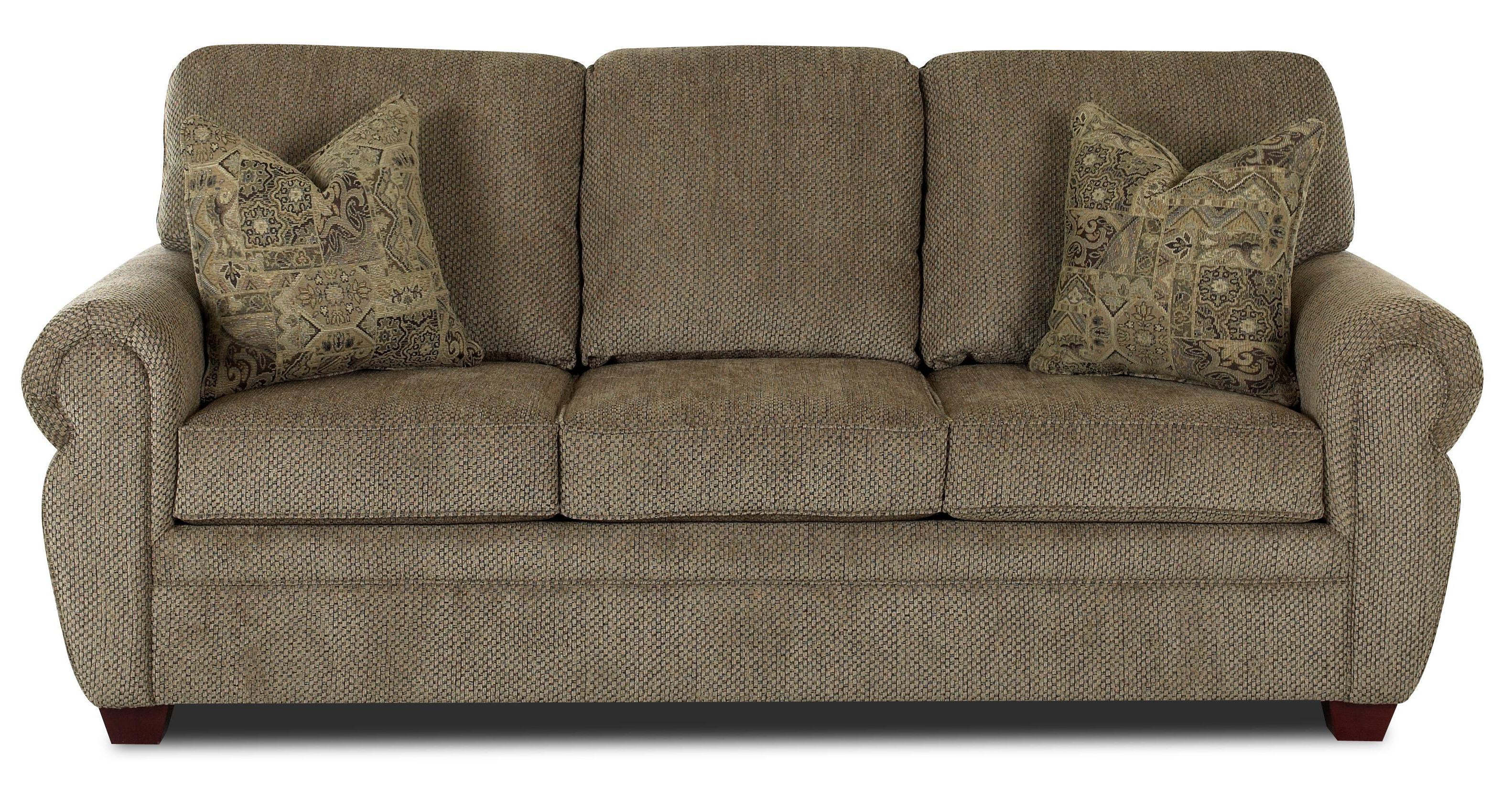 Sleeper Sofa W Innerspring Mattress