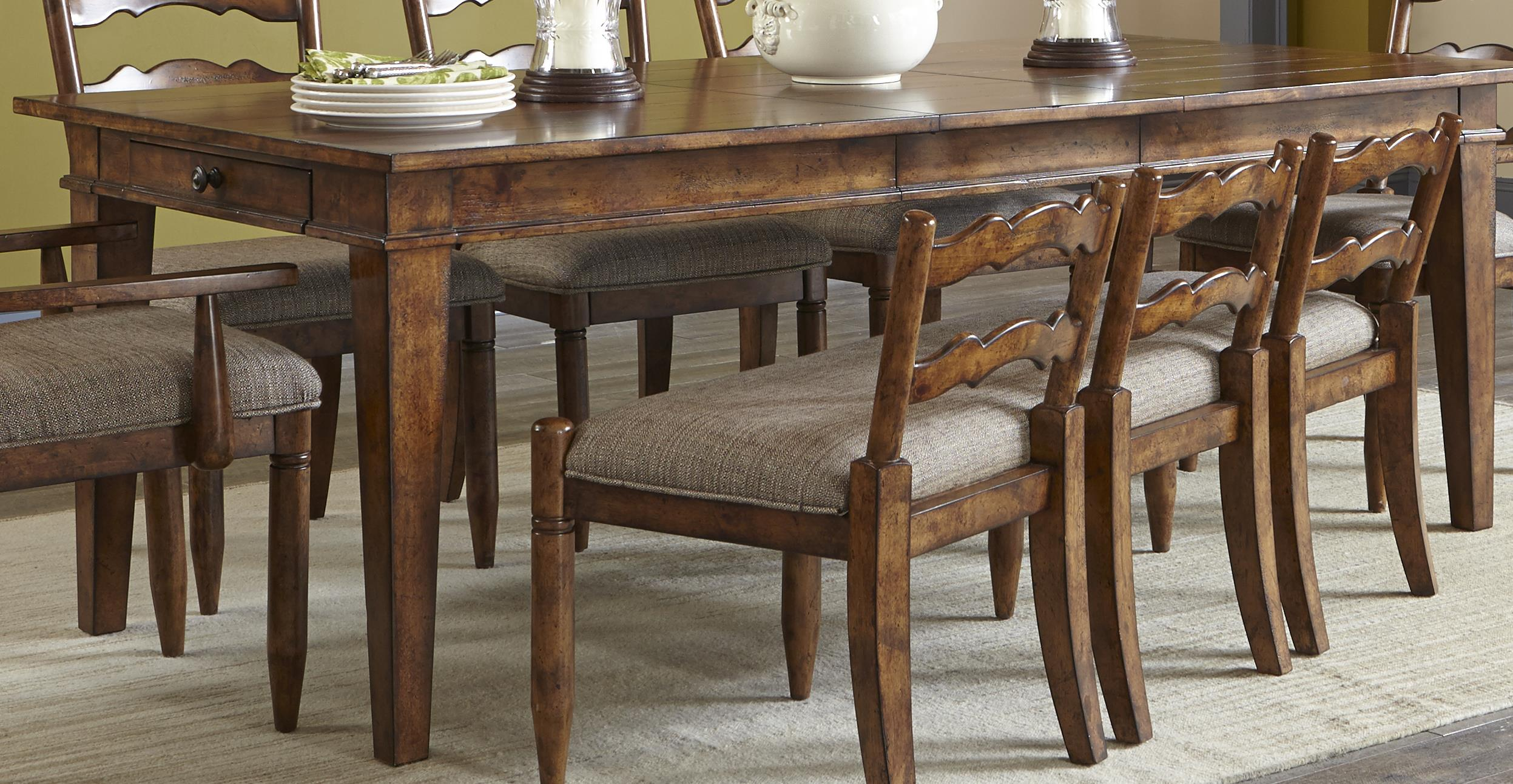 Elliston Place Willow Creek Willow Creek Dining Table - Item Number: 286591464