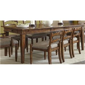 Elliston Place Willow Creek Willow Creek Dining Table