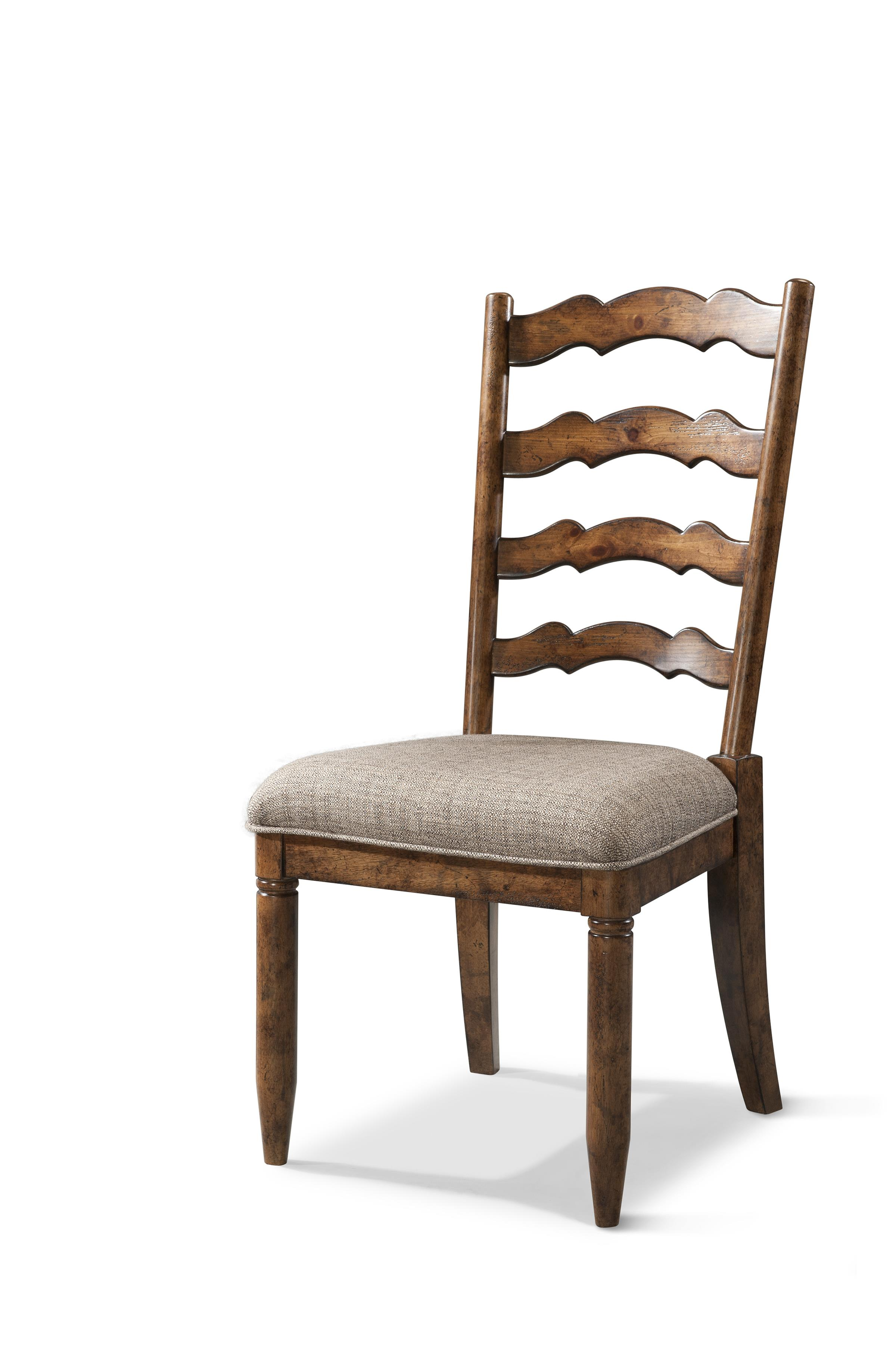 Elliston Place Willow Creek Willow Creek Side Chair - Item Number: 354636105