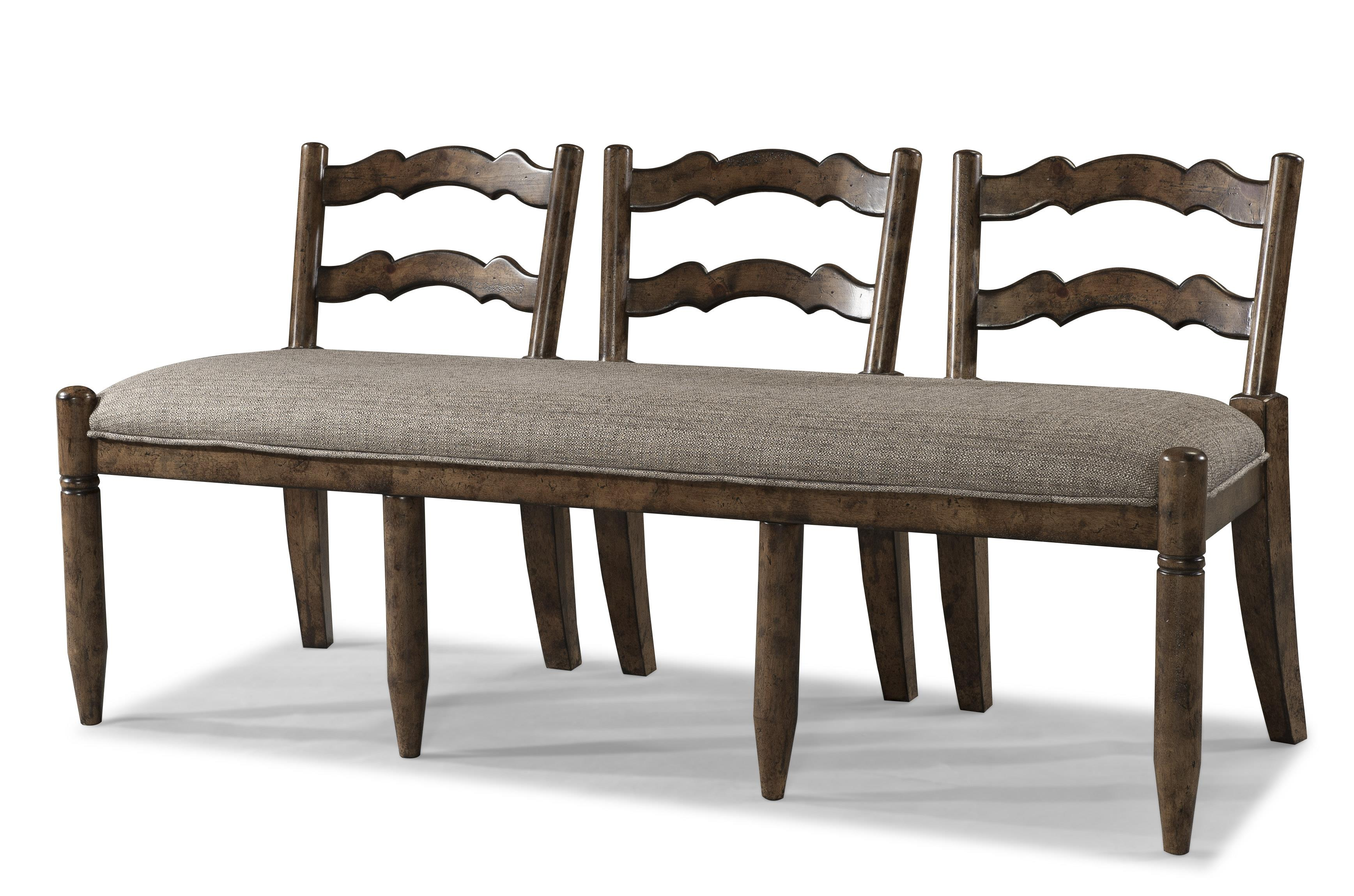 Elliston Place Willow Creek Willow Creek Bench - Item Number: 720617159