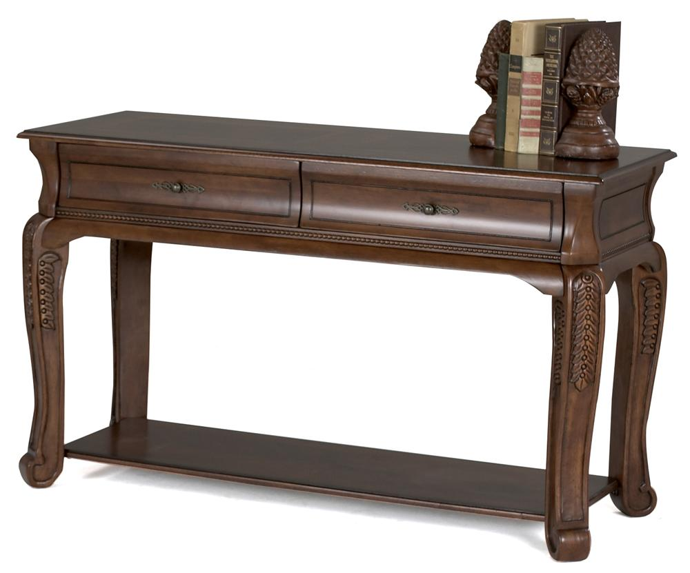 Morris Home Furnishings Winchester Edgefield Sofa Table - Item Number: 808-825STBL