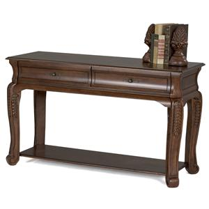 Morris Home Furnishings Winchester Edgefield Sofa Table