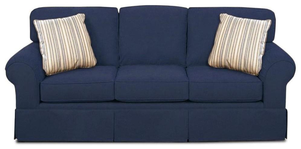 Skirted Sunbrella Sofa
