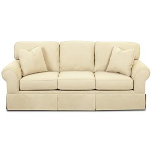 Klaussner Woodwin Queen Sleeper Sofa