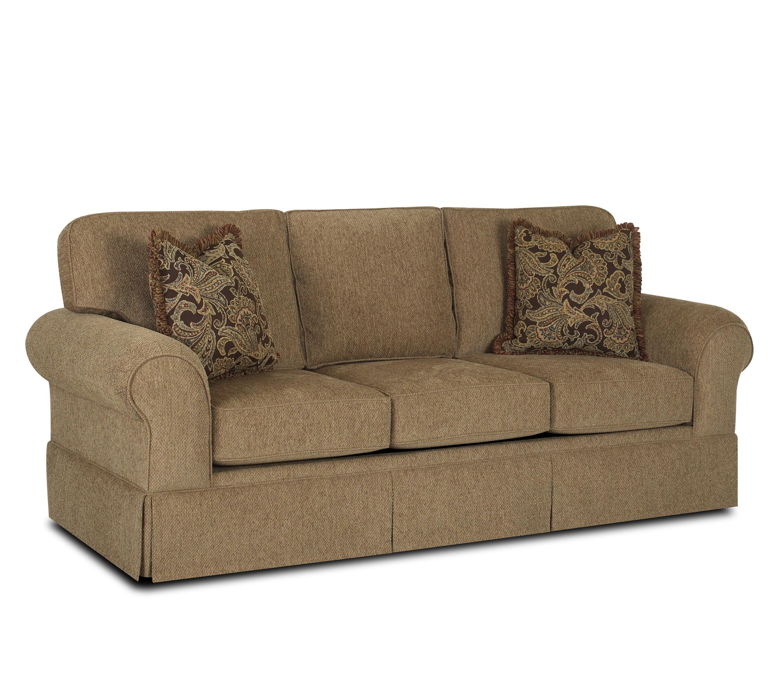 Klaussner Woodwin Sofa - Item Number: B48930S