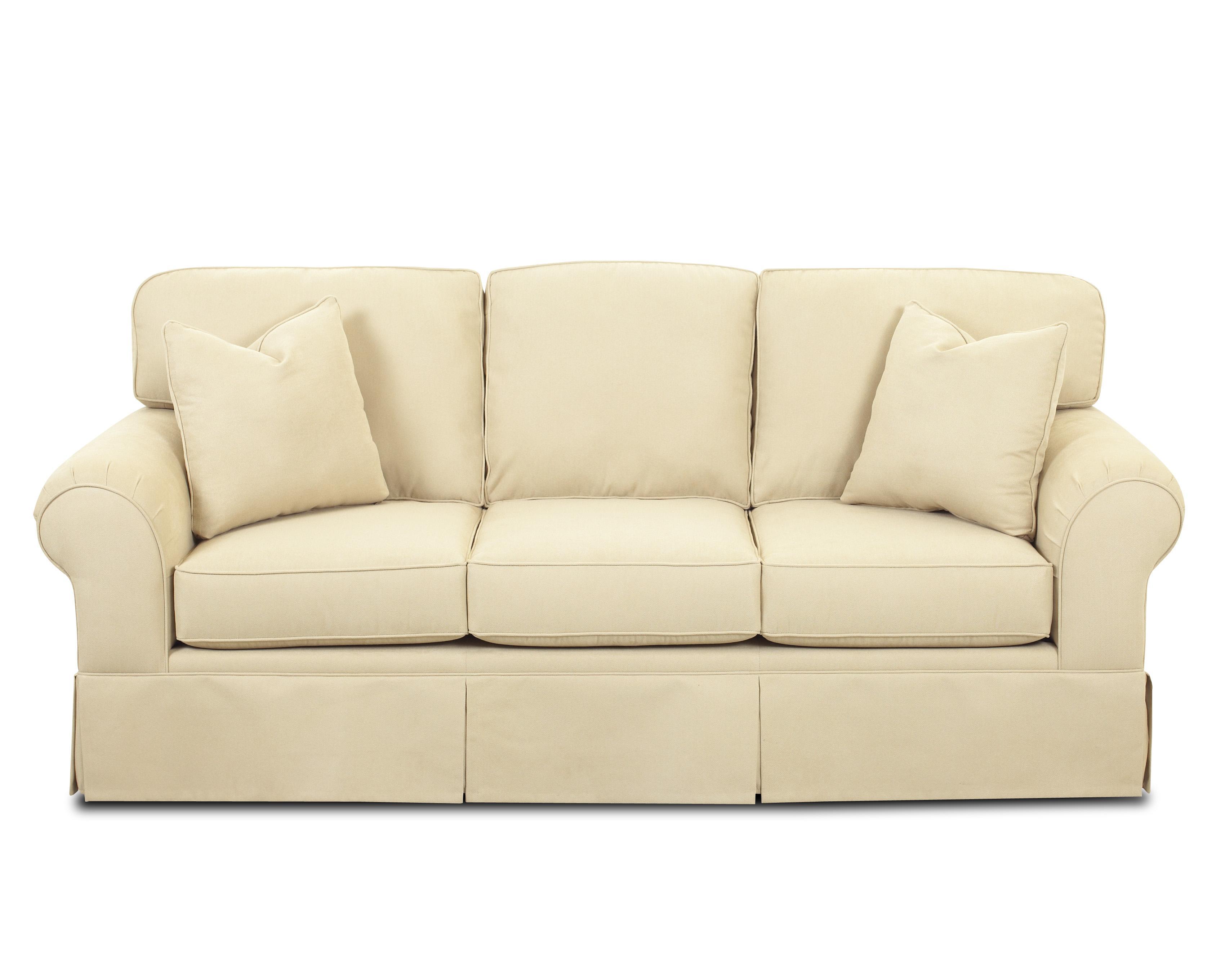 Klaussner Woodwin Dreamquest Queen Sleeper Sofa Value