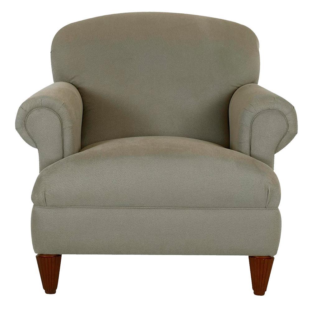 Belfort Basics Plato Upholstered Stationary Chair - Item Number: 240C
