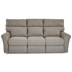 Power Reclining Sofa (3 Recliners)