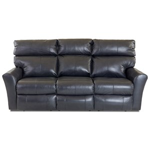 Power Reclining Sofa (2 Recliners)
