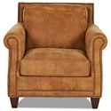 Klaussner York Chair - Item Number: LD58710 C-Laramie Tumbleweed