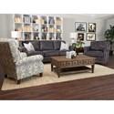 Klaussner York Living Room Group - Item Number: LD58710 Living Room Group 1