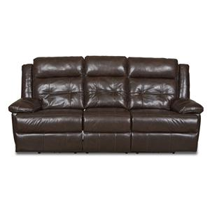 Elliston Place Zeus Transitional Power Reclining Sofa
