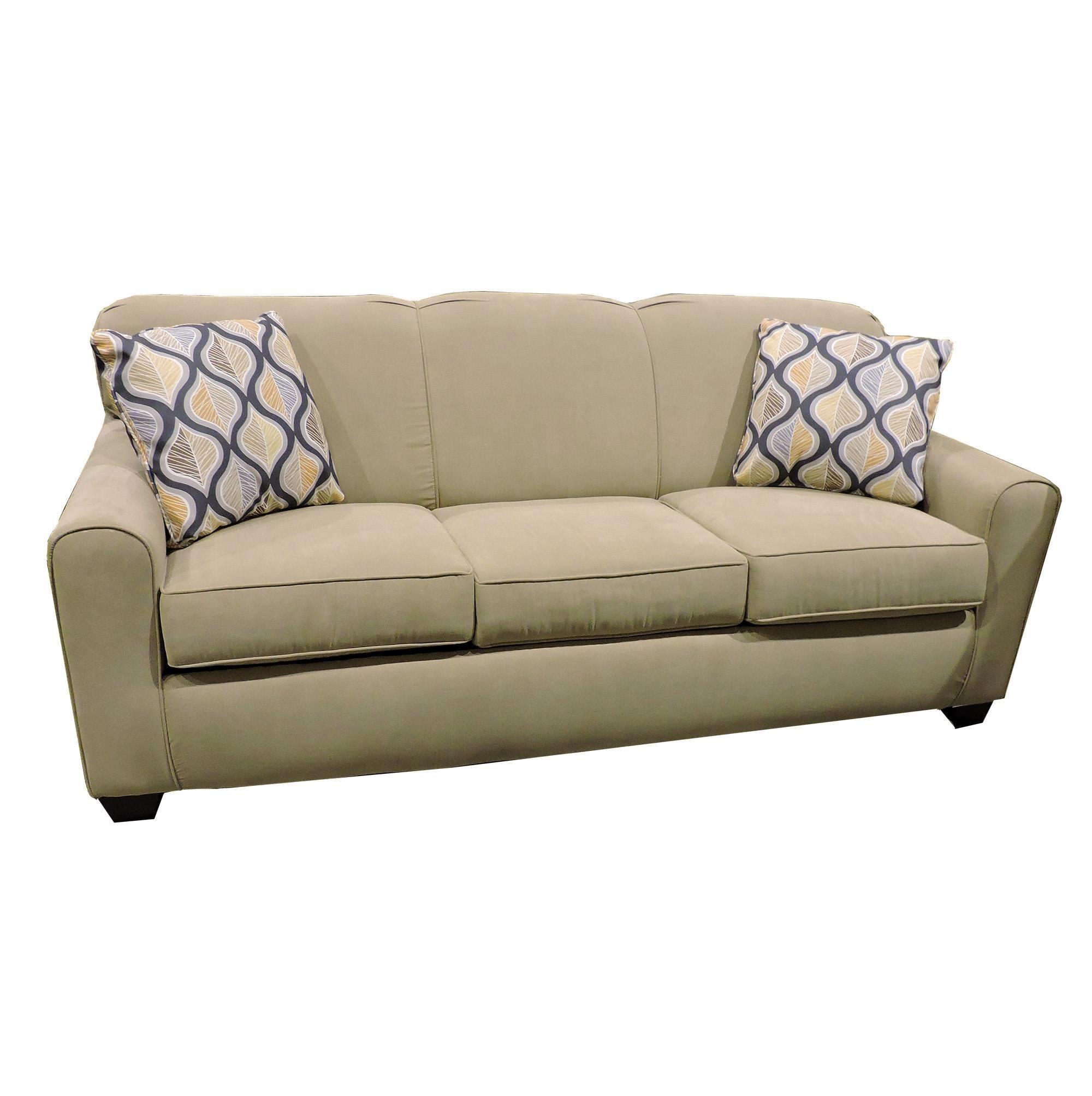 Belfort Basics Zuma  Queen Sleeper Sofa - Item Number: K71300 EQSL
