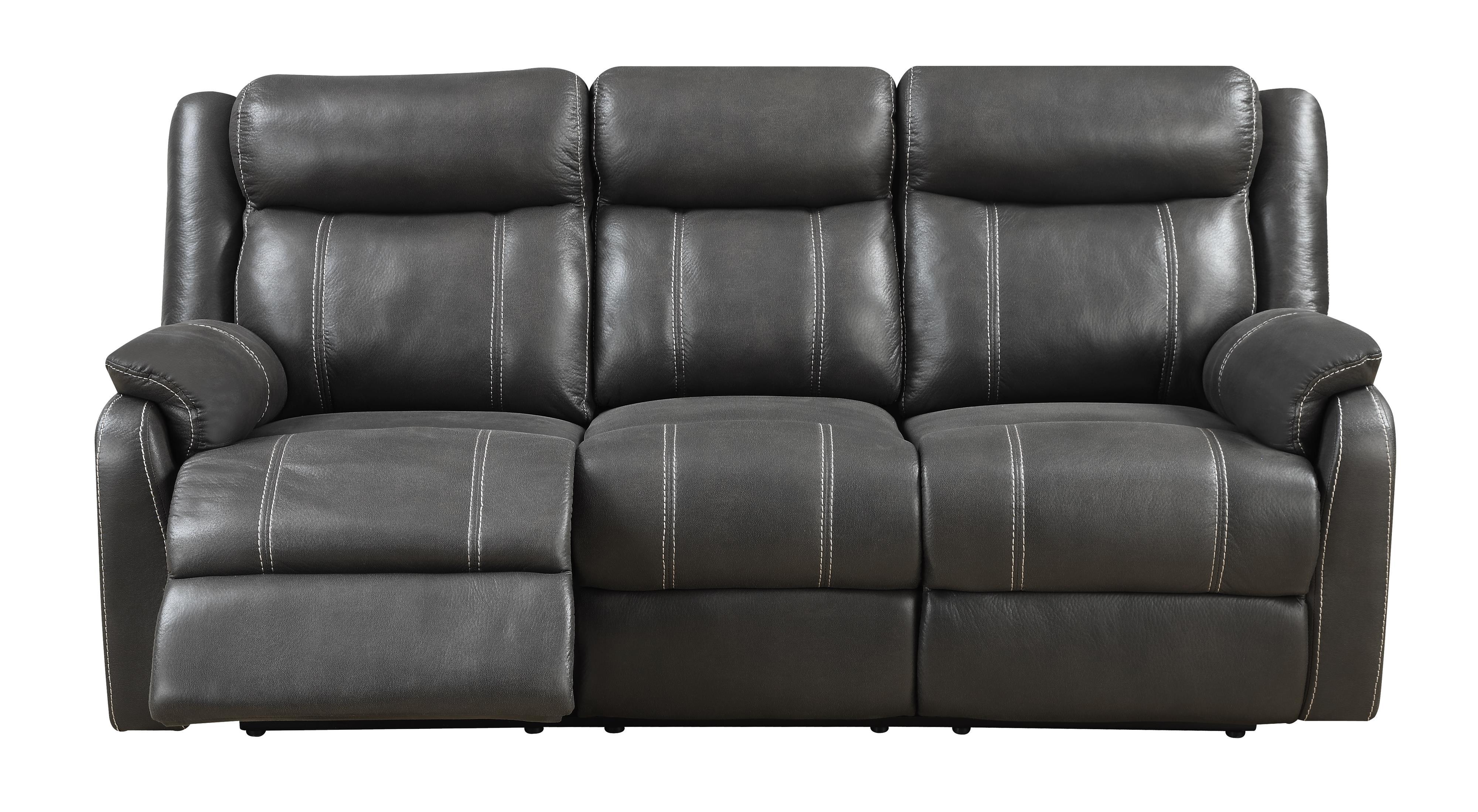 Klaussner International Domino Us Casual Reclining Sofa