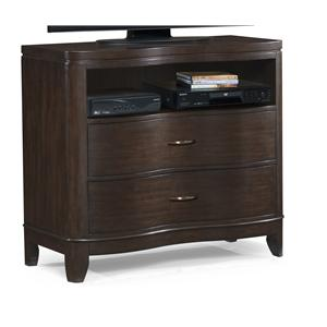 Klaussner International Serenade Media Chest
