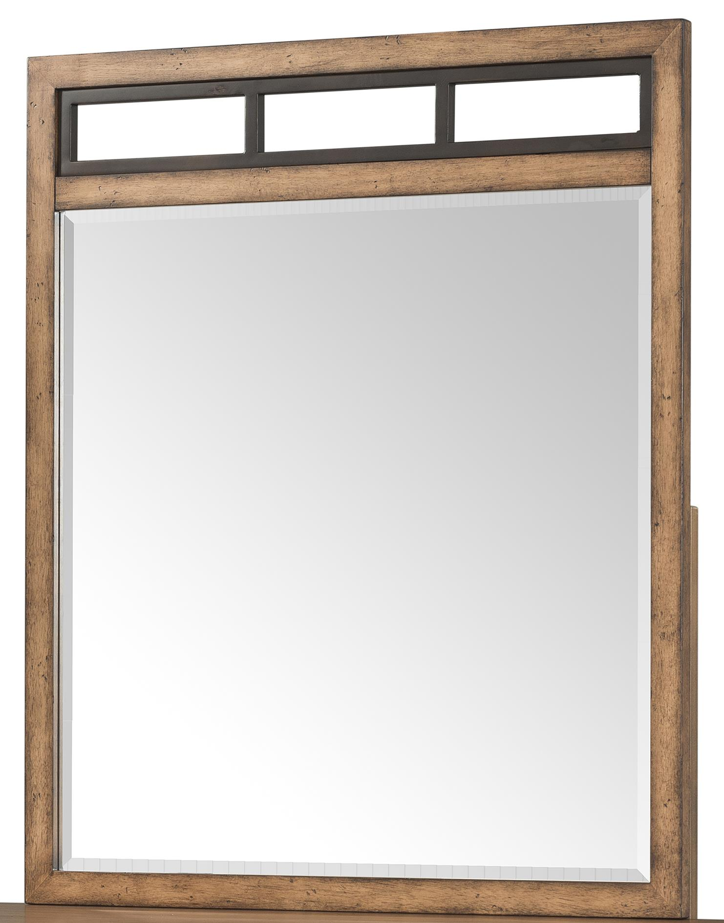 Morris Home Furnishings Tribecca Tribecca Mirror - Item Number: 710-660