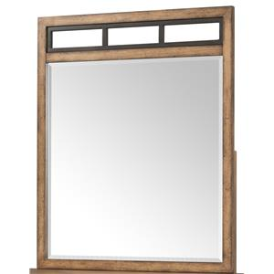 Morris Home Furnishings Tribecca Tribecca Mirror