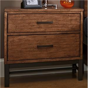 Morris Home Furnishings Tribecca Tribecca Nightstand