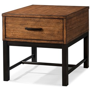 Klaussner International Affinity End Table