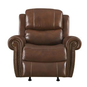 Belfort Basics Alomar Reclining Rocking Chair