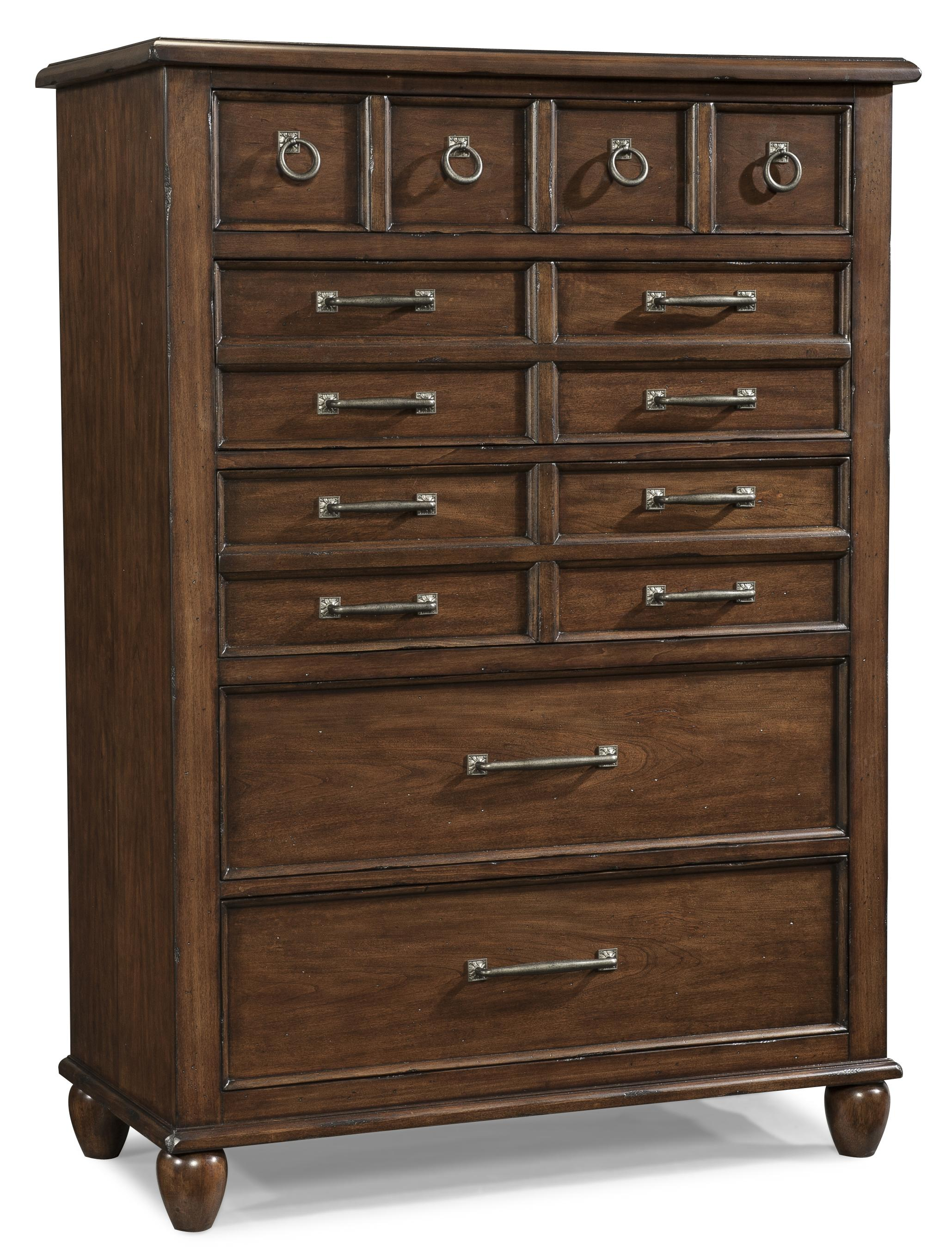 Easton Collection Blue Ridge Cherry Drawer Chest - Item Number: 426-681 CHEST