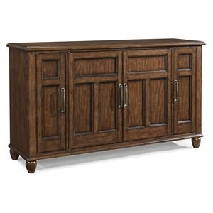 Easton Collection Blue Ridge Farmville-Cherry Dining Buffet