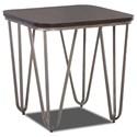 Klaussner International Dawson End Table - Item Number: 341-809